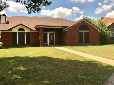 Duncanville Single Family Home Active Option Contract: 1134 De Haviland Avenue