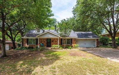 North Richland Hills Single Family Home For Sale: 4805 Holiday Lane
