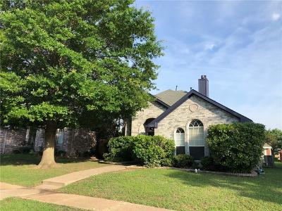 Mesquite Single Family Home For Sale: 1423 Springwood Drive