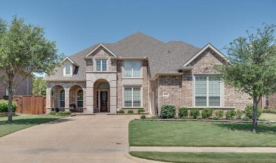 Keller Single Family Home Active Option Contract: 2108 Sweet Adeline Lane