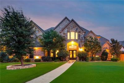 Colleyville Single Family Home For Sale: 6101 Emmas Court