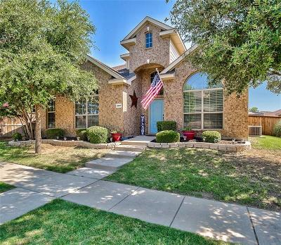 McKinney Single Family Home For Sale: 5948 Chisholm Trail