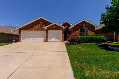 Fort Worth Single Family Home For Sale: 5529 Canyon Lands Drive