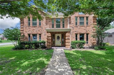 Keller Single Family Home For Sale: 1517 Cat Mountain Trail