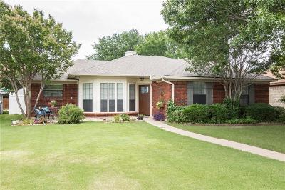 Coppell Single Family Home Active Option Contract: 420 N Moore Road