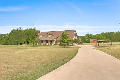 Cresson Single Family Home Active Kick Out: 7890 Old Granbury Road