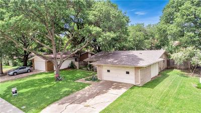 Single Family Home For Sale: 810 Brentwood Lane