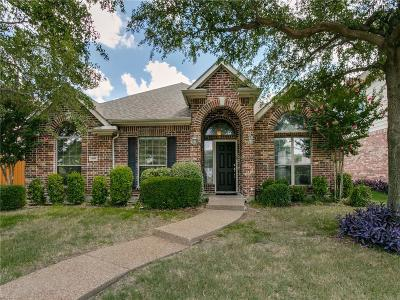 Plano Single Family Home For Sale: 4609 Bending Oak Trail