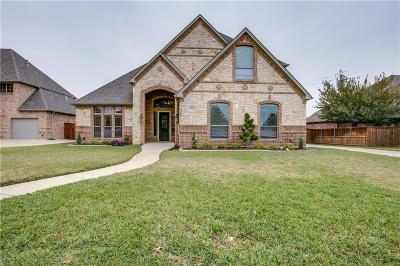 Mansfield TX Single Family Home For Sale: $459,500