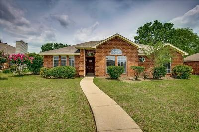 Sachse Single Family Home For Sale: 6910 Todd Lane