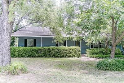 Hico Single Family Home For Sale: 610 W First