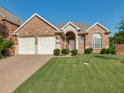 Mckinney Single Family Home Active Option Contract: 813 Brookwater Drive