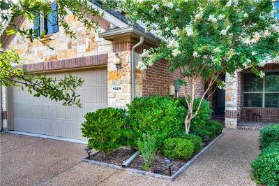 Garland Townhouse For Sale: 1905 Osprey Lane