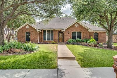 Bedford Single Family Home For Sale: 3608 Willomet Court