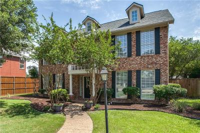 Plano Single Family Home Active Contingent: 1940 Walters Drive