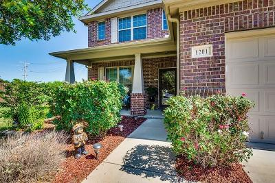 Single Family Home For Sale: 1201 Meadowlark Drive