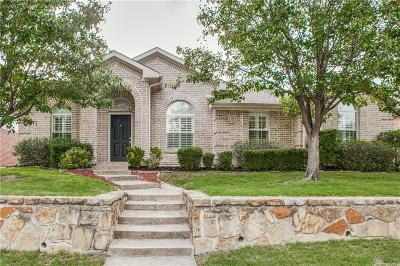 Rockwall Single Family Home Active Option Contract: 932 Wisperwood Drive