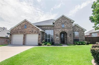 Mansfield TX Single Family Home Active Contingent: $330,000
