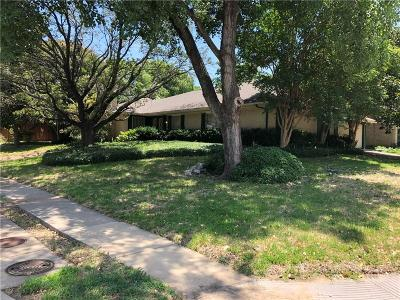 Irving Single Family Home For Sale: 424 E Northgate Drive