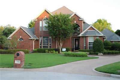 Mansfield TX Single Family Home For Sale: $495,000