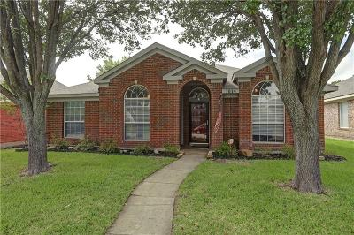 Allen Single Family Home For Sale: 1014 Blackenhurst Lane