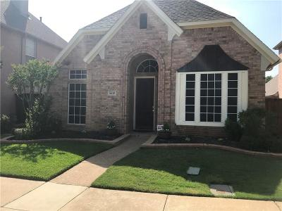 Irving Single Family Home For Sale: 8615 Old Oak Drive