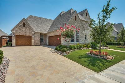 Irving Single Family Home Active Contingent: 640 Scenic Drive