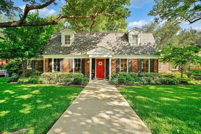 Fort Worth Single Family Home For Sale: 4209 Shady Creek Drive