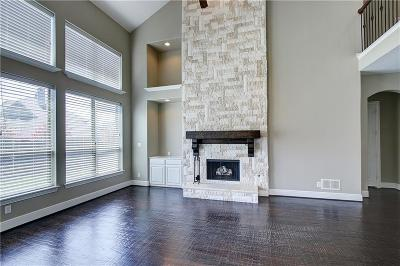 McKinney Single Family Home For Sale: 3629 Bahnman Drive