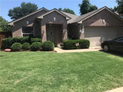 Euless Residential Lease For Lease: 601 Carol Way