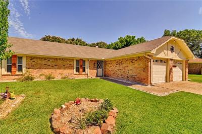 Navarro County Single Family Home Active Option Contract: 1104 Lou Ann Avenue