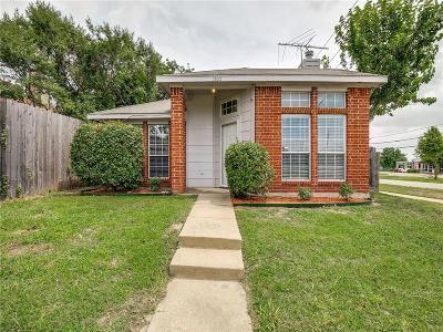 Mesquite Single Family Home For Sale: 1500 Liberty Lane