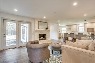 Single Family Home Active Option Contract: 10259 Carry Back Circle