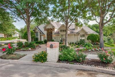 McKinney Single Family Home Active Option Contract: 2210 Stanford Court