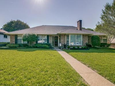 Rockwall Single Family Home For Sale: 504 Carriage Trail