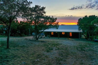 Palo Pinto County Single Family Home For Sale: 1040 Bluff Creek Drive