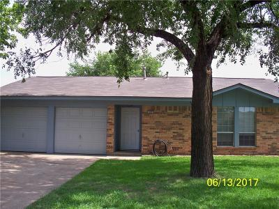 Wylie Single Family Home For Sale: 409 Duncan Way