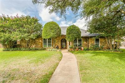 North Richland Hills Single Family Home For Sale: 4809 Boulder Road