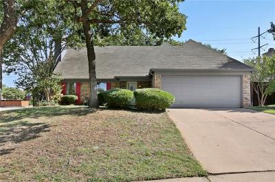 Euless Residential Lease For Lease: 301 Witten Court