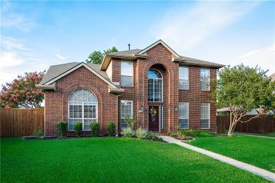 Frisco Single Family Home For Sale: 10600 Alexandria Drive