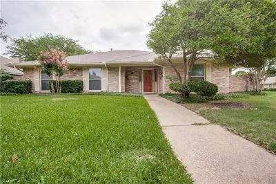 Garland Single Family Home Active Option Contract: 2510 Parkside Drive