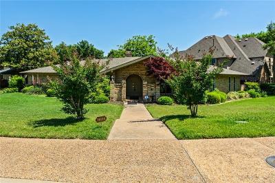 Single Family Home For Sale: 10110 Robin Hill Lane