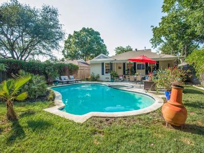 Single Family Home For Sale: 10320 Lanshire Drive