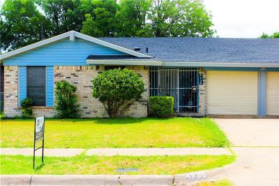 Dallas Single Family Home For Sale: 4230 Robertson Drive