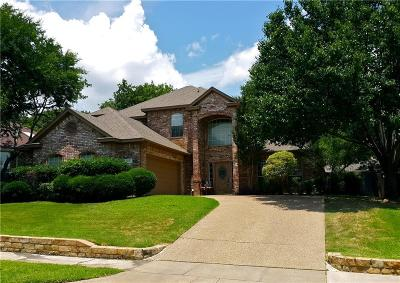 North Richland Hills Residential Lease For Lease: 9241 Winslow Court