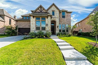 McKinney Single Family Home For Sale: 6416 Pamilla Lane