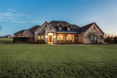 Prosper Single Family Home Active Option Contract: 3400 Amberwood Lane