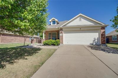 Waxahachie Single Family Home Active Option Contract: 107 Eagle Feather Drive
