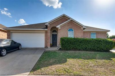 Arlington, Mansfield Single Family Home For Sale: 7916 Blue Duck Trail