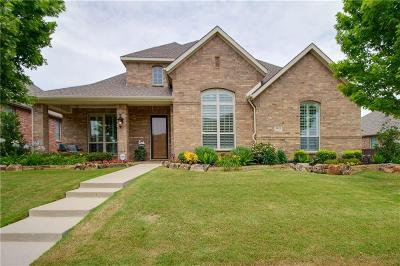 Sachse Single Family Home Active Option Contract: 3615 Meadow Bluff Lane